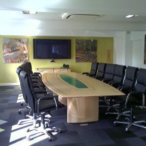 Meeting Room Air Conditioning Birmingham